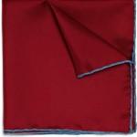 Einsteck-Tuch von Drake's, über www.mrporter.com, ca 50 EUR