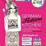 """Kochbuch """"German Fashion Kitchen"""", von Siems Luckwald & Matthias Hinz, über www.amazon.de, ca 28 EUR"""