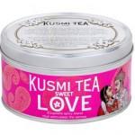 """""""Sweet-Love"""" Tea von Kusmi-Tea, gesehen bei Aroma in München oder www.kusmitea.com, ca 15 EUR"""