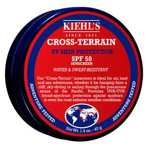 "Sonnenpflege ""Cross-Terrain SPF 50""von Kiehl's, 26 EUR, über douglas.de"