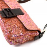 Fendi Baguette, sequined pink, from Jills consignment ca 600 EUR