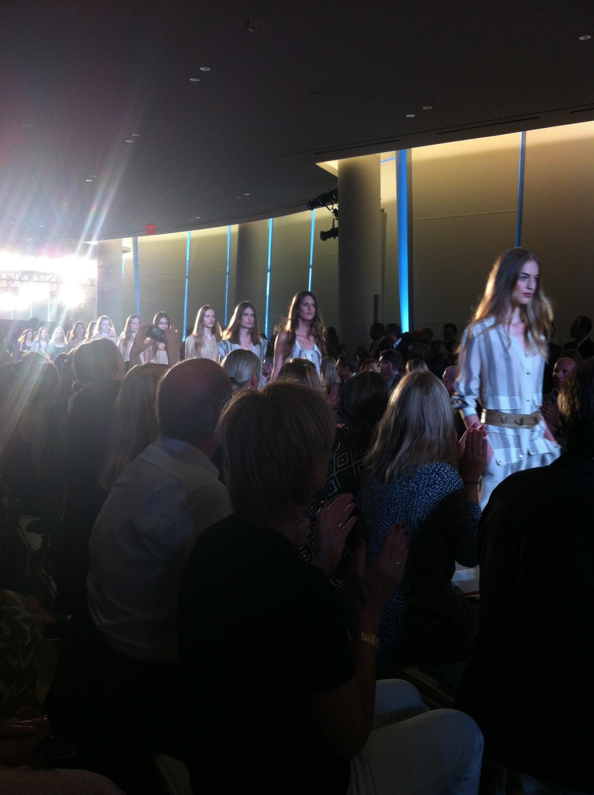 Belstaff NYC FashionWeek, SS 2012/13