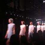 Theyskens' Theorie, NYC Fashionweek SS 2012/13