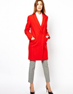 Boucle Coat, French Connection, ca 260 EUR, asos.com