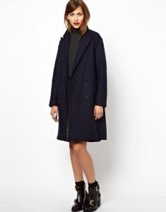 Oversized Coat, Les Prairies de Paris, ca.520 EUR, asos.com