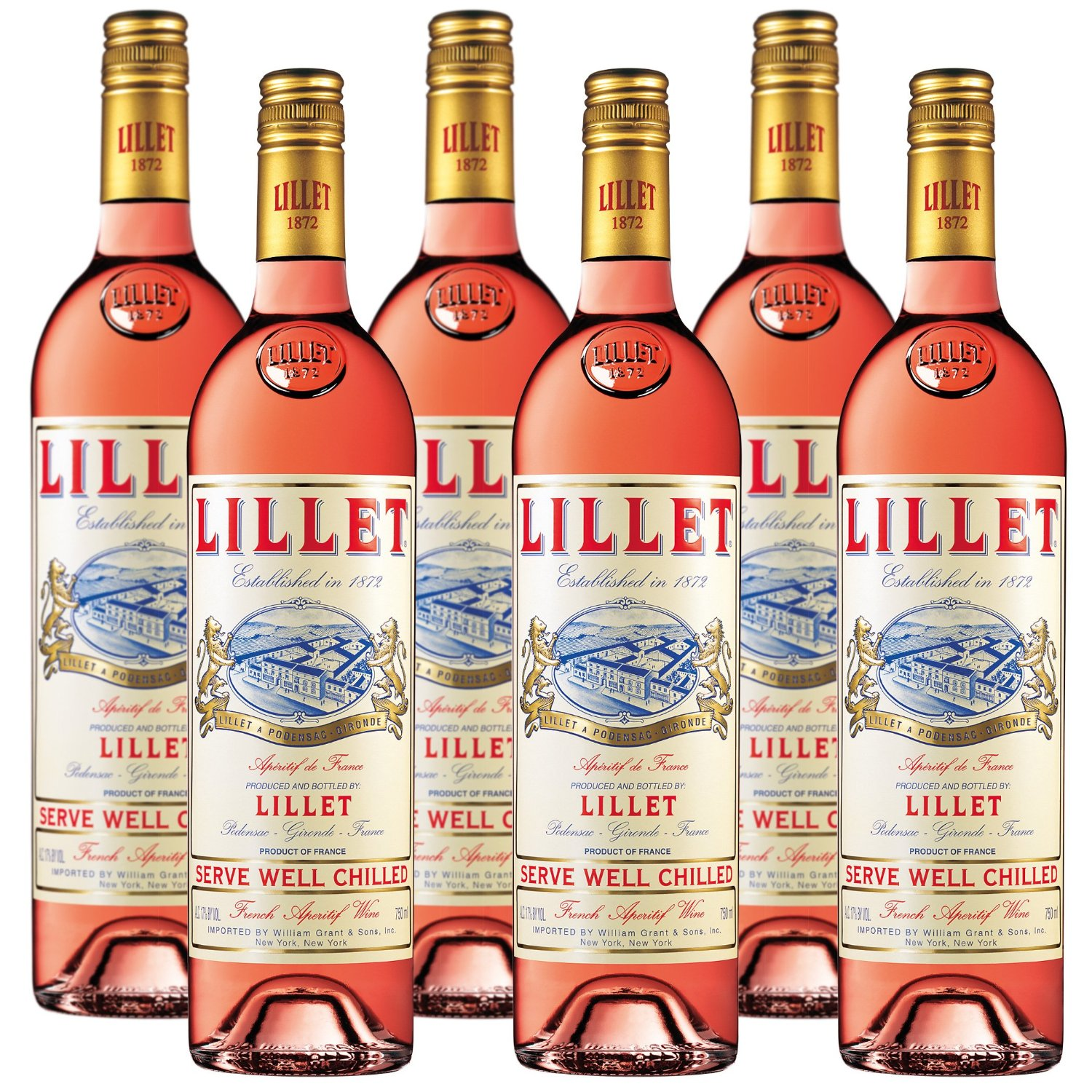 WILD RUSSIAN LILLET