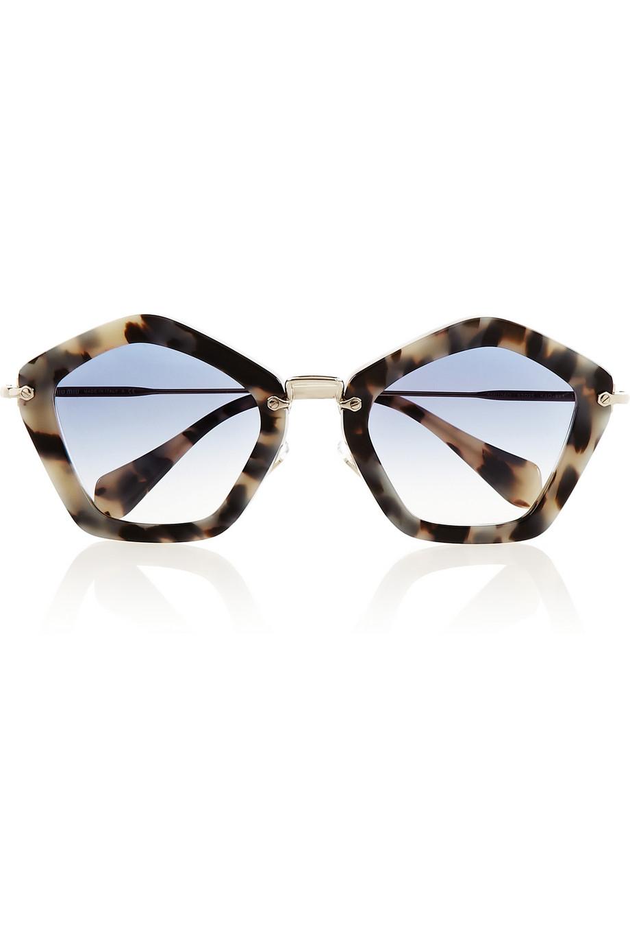 4393ffdacc7a MIU MIU tortoiseshell glasses 292 EUR