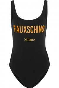 Moschino fauxschino swimsuit 194 EUR, Net-A-Porter,