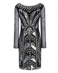 Joana Hope embellished dress ca 198 EUR, simplybe-me