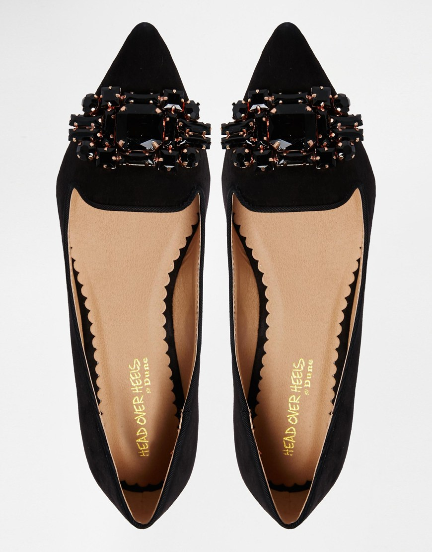 Asos, Head over heels flats