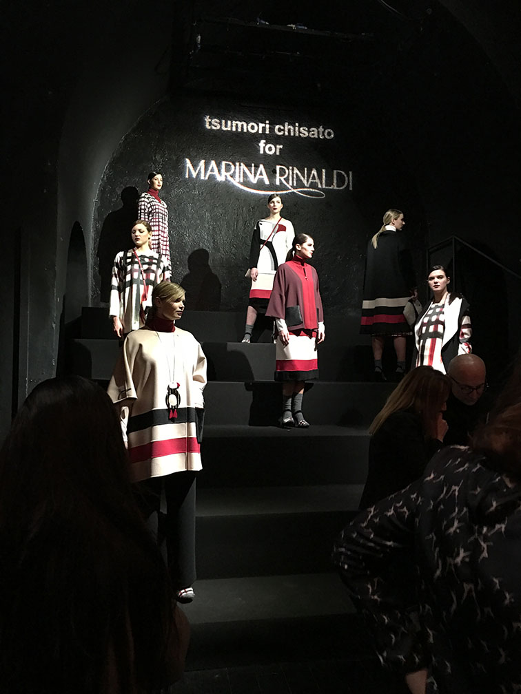 Marina Rinaldi Capsule Collection