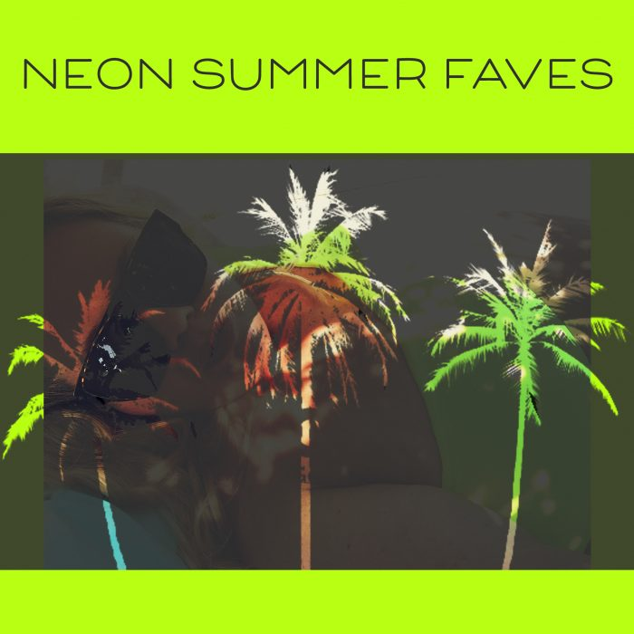 Neon summer faves